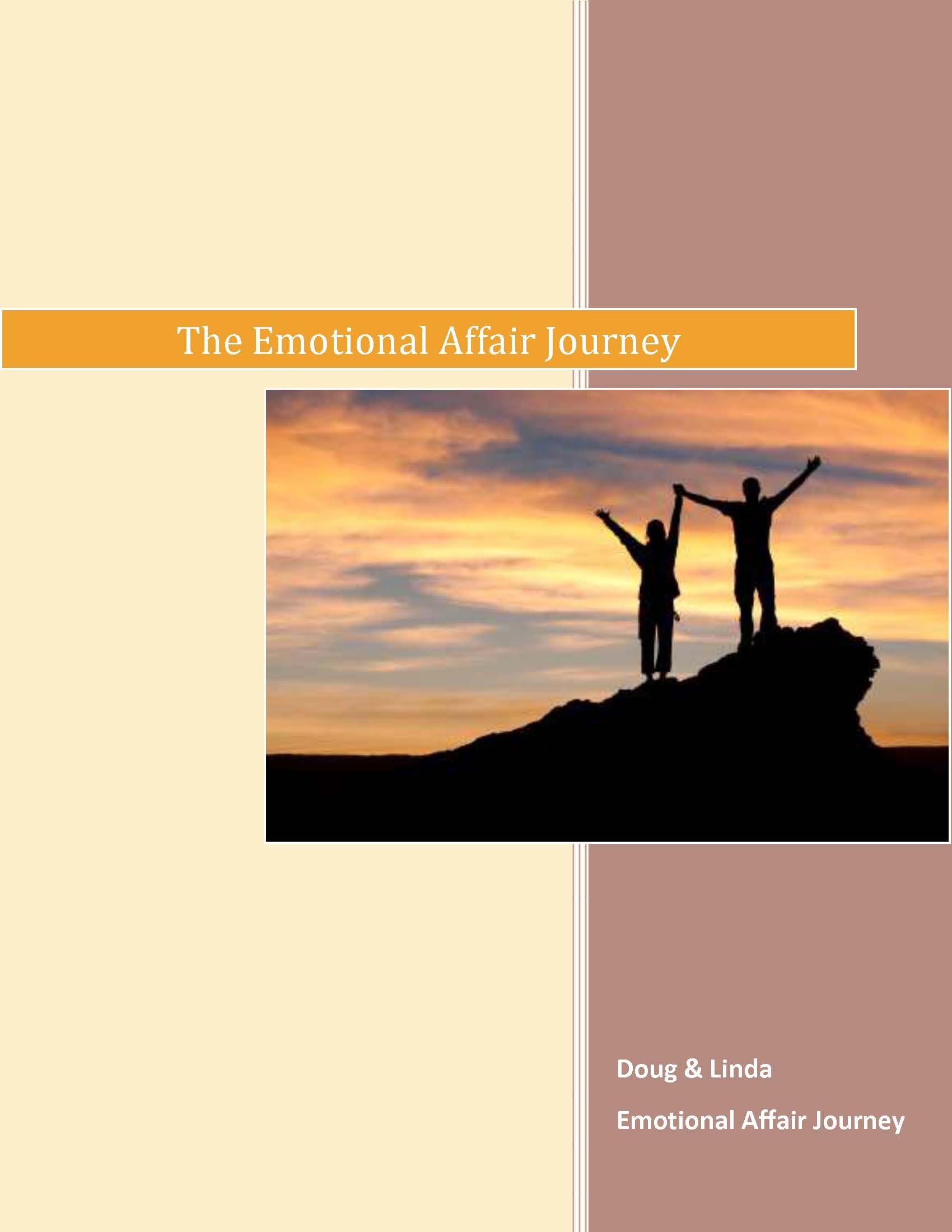 Emotional affair journey blog